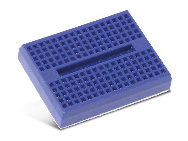 Labor-Steckboard DAYTOOLS LSB-170B, blau - Produktbild 1