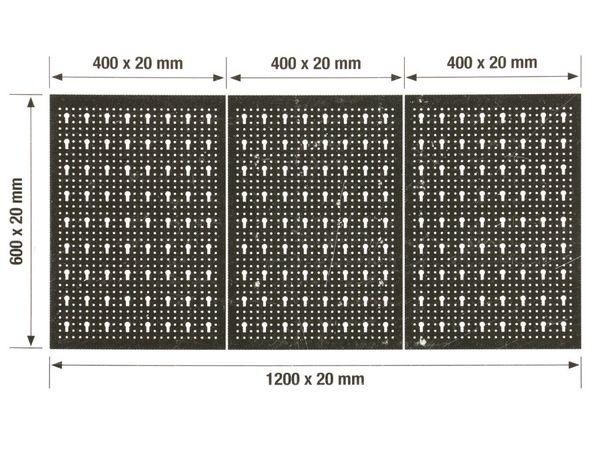 Lochwand-Set DAYTOOLS LS-60/120 - Produktbild 5