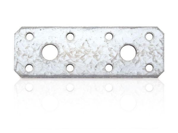 Lochplatten-Verbinder, 100x35x2,5 mm