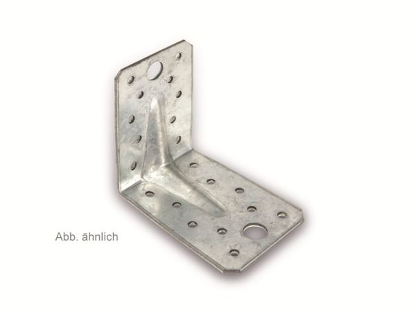 Winkelverbinder, 50x50x40x2 mm