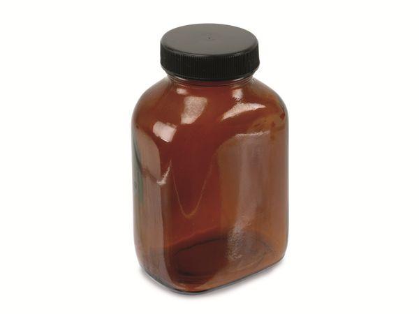 Glasflasche mit Schraubverschluss, 150 ml - Produktbild 1