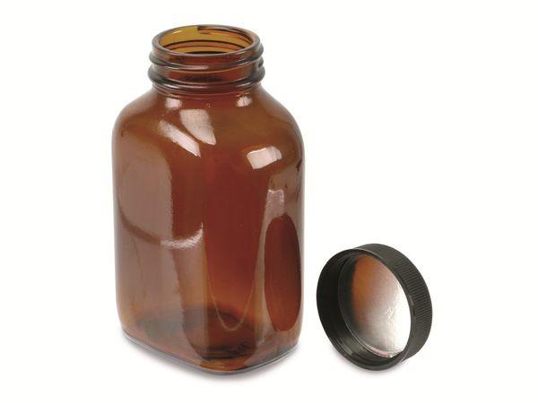 Glasflasche mit Schraubverschluss, 150 ml - Produktbild 2