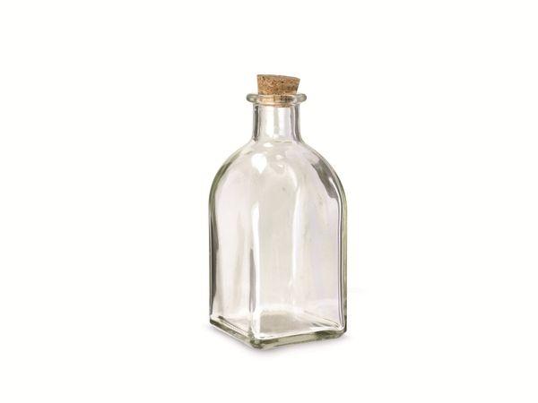 Glasfläschchen mit Korken