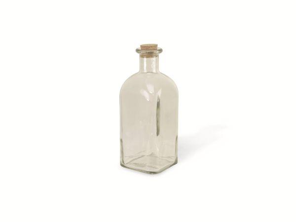 Glasflasche mit Korken - Produktbild 1