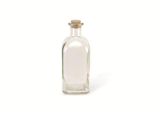 Glasflasche mit Korken - Produktbild 2