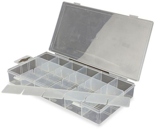 Kunststoffbox, transparent - Produktbild 3
