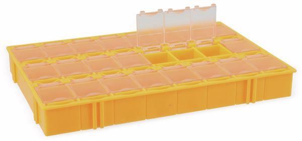 SMD-Systemcontainer T-156, 24-fach, orange - Produktbild 4