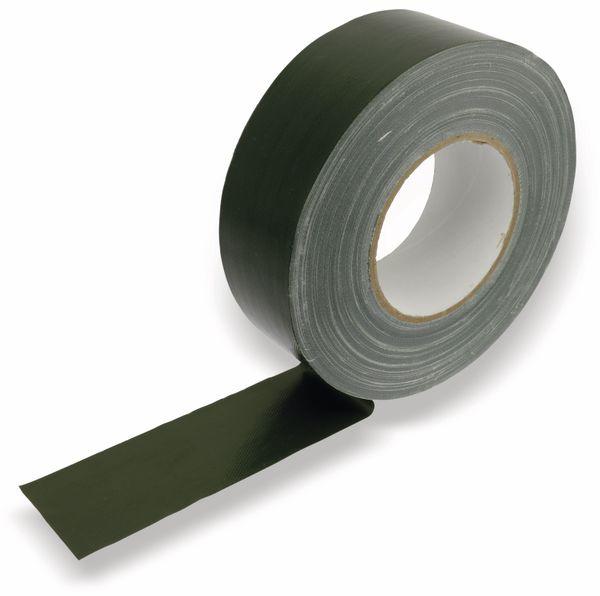 Panzerband, olivgrün, 50 m - Produktbild 1