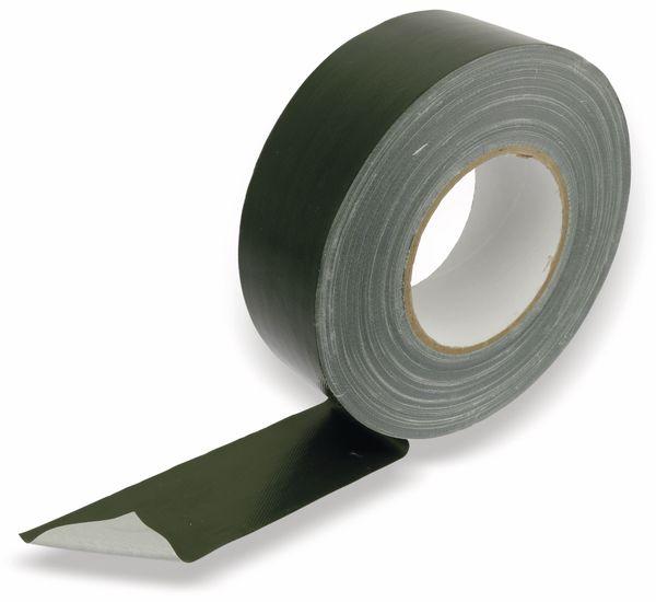Panzerband, olivgrün, 50 m - Produktbild 2
