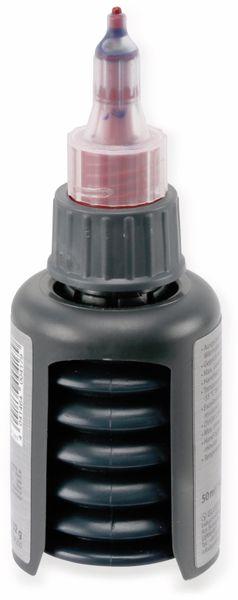 Schraubensicherung 02K43, 50 ml, Ziehharmonika Flasche - Produktbild 2