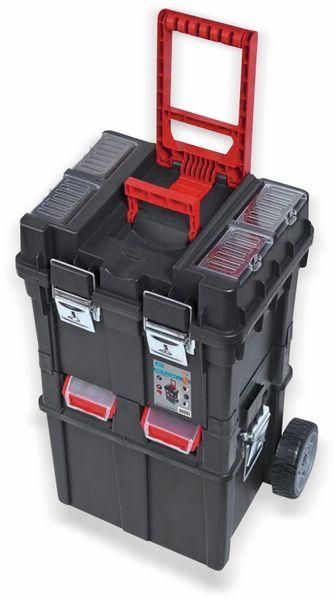 Werkzeug Trolley GÜDE GWT 10, 40965, anthrazit/rot, 710 mm - Produktbild 1