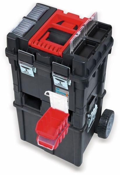 Werkzeug Trolley GÜDE GWT 10, 40965, anthrazit/rot, 710 mm - Produktbild 3
