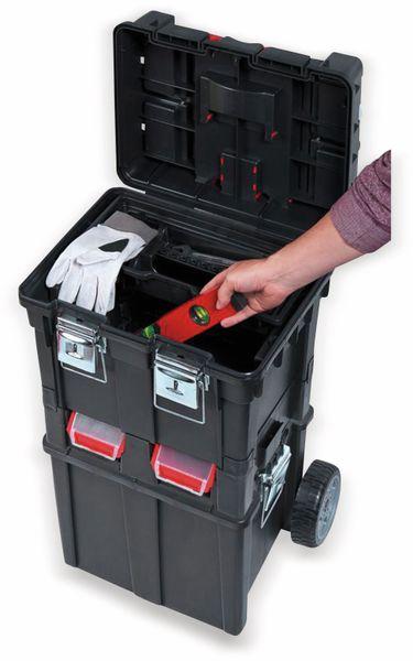 Werkzeug Trolley GÜDE GWT 10, 40965, anthrazit/rot, 710 mm - Produktbild 5