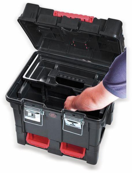 Werkzeug Trolley GÜDE GWT 10, 40965, anthrazit/rot, 710 mm - Produktbild 7