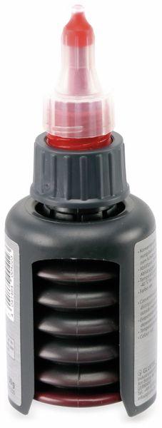 Schraubensicherungslack SSL, 50 ml, rot, Ziehharmonika Flasche - Produktbild 2