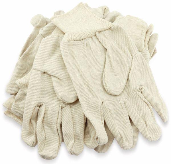 Handschuhe MEISTER 9427930, Paint Standard, Größe 10/XL, EN 420, 5 Paar - Produktbild 1