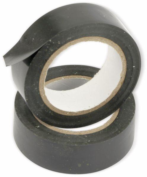 Isolierband, KINZO, PVC, 2 Stück - Produktbild 2