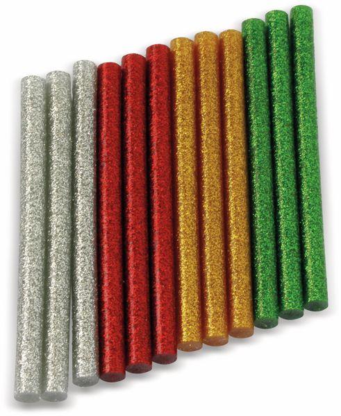Heißklebesticks, EUROTOOLS, 7x100 mm, 12 Stück - Produktbild 1