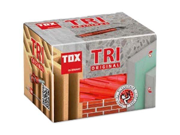 Allzweckdübel TOX Tri Allzweckdübel TOX Tri 010100201, 14/75, 20 Stück - Produktbild 2