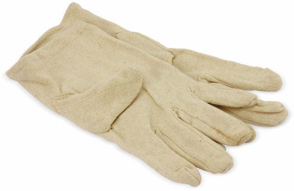 Arbeitshandschuhe Baumwolle, dick 1 Paar