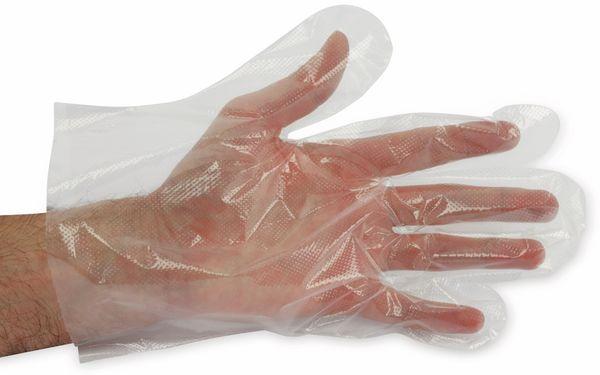 Einweg-Handschuhe, POLY KING, 250 Paar - Produktbild 2