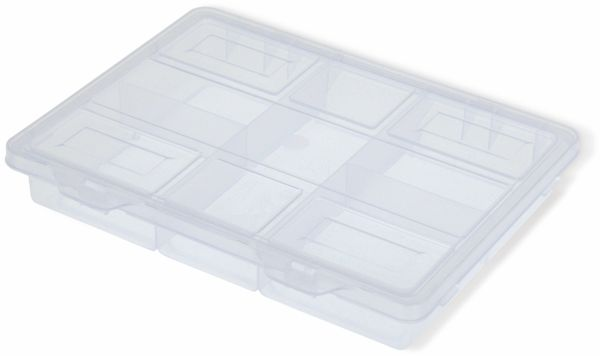Aufbewahrungsbox, 20x16x3,5 cm