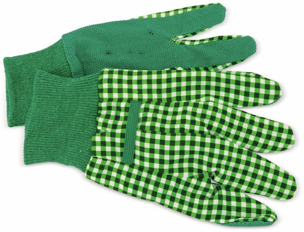 Arbeitshandschuhe, grün, EN420, Größe 8