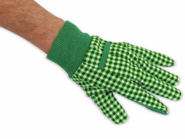 Arbeitshandschuhe, grün, EN420, Größe 8 - Produktbild 2