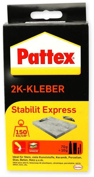 PATTEX Powerkleber, Stabilit Express, PSE6N, 80g