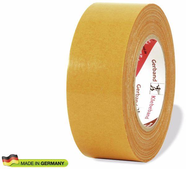 Gewebe-Klebeband Doppelseitig GERBAND 945, 50 mm x 10m