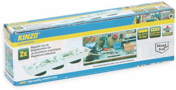 Magnet-Schalen-Set KINZO, 2 Stück - Produktbild 2