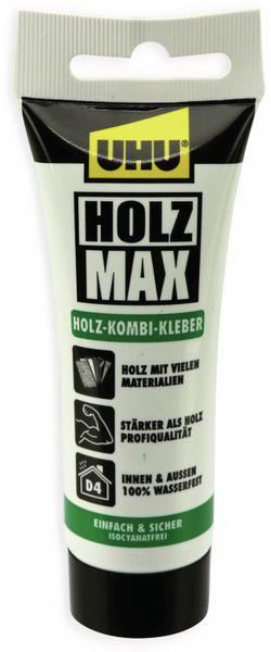 Kombikleber UHU Holz Max, 100g Tube