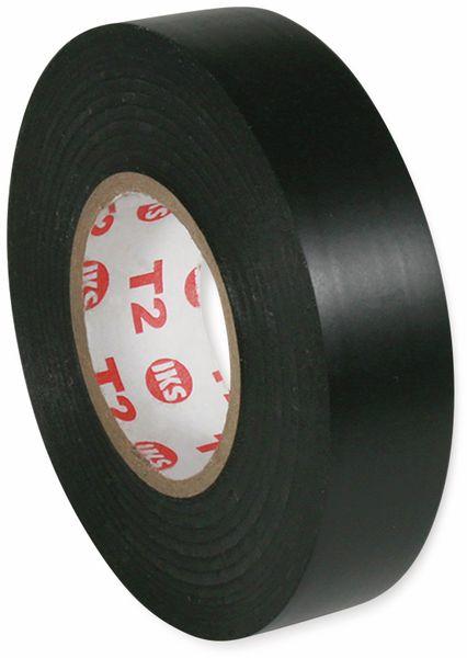 PVC Isolierband, IKS E91, 19mm, 33m, schwarz