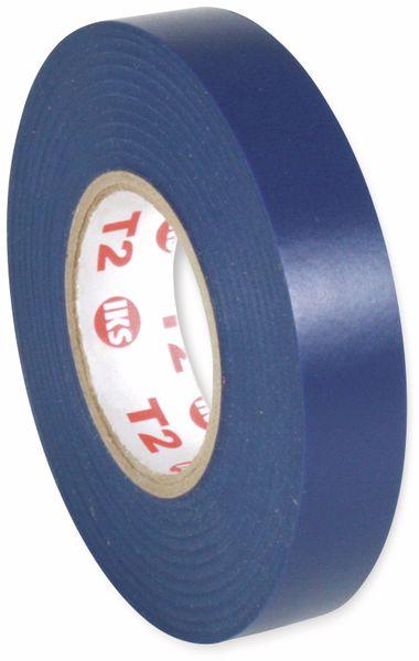 PVC Isolierband, IKS E91, 19mm, 33m, blau