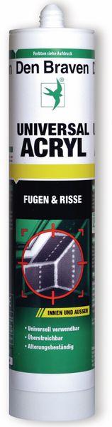 Polyacrylat-Dichtstoff DEN BRAVEN, weiß, 300 ml