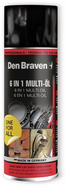 Spray Multi-Öl, DEN BRAVEN, 400 ml