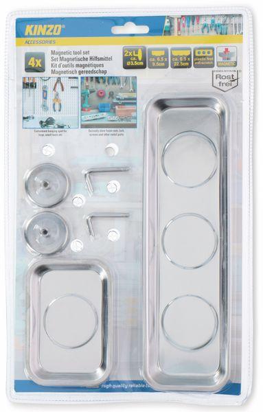 Magnet-Schalen-Set KINZO, 4-teilig