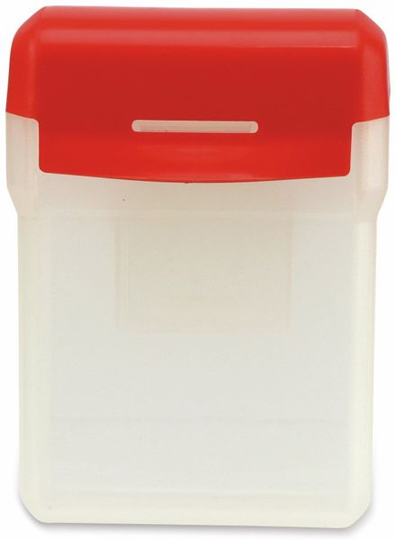 Kunststoffbox mit Gürtelclip, 12x9x5 cm - Produktbild 2