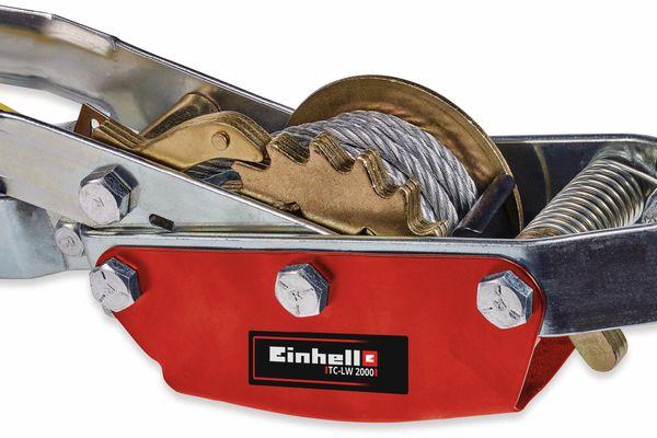 Handhebelseilzug EINHELL TC-LW 2000 - Produktbild 2
