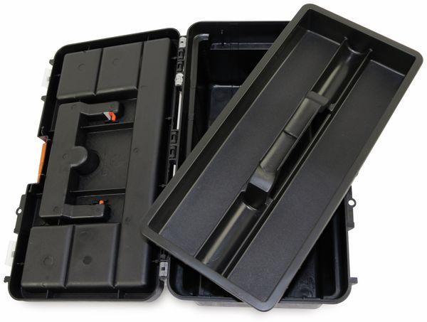 Werkzeugkiste mit Fächern im Deckel, 360x210x165 mm - Produktbild 4