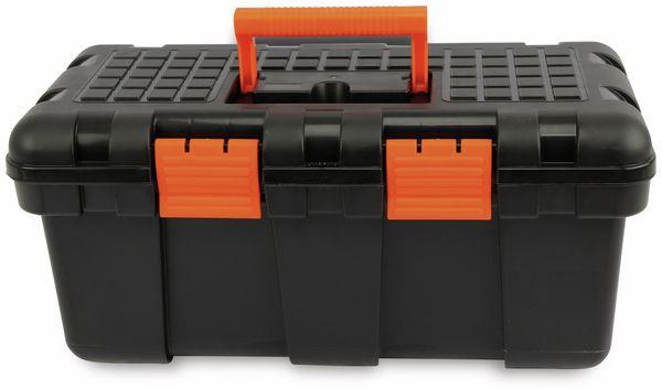 Werkzeugkiste Stratos, 50x25x23,5 cm, mit Einlagefach