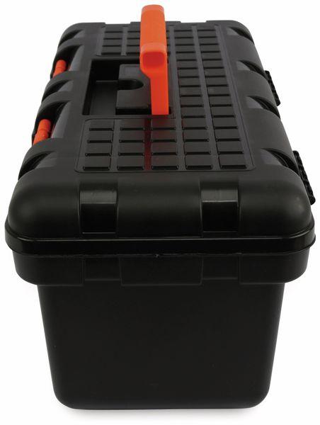 Werkzeugkiste Stratos, 50x25x23,5 cm, mit Einlagefach - Produktbild 2