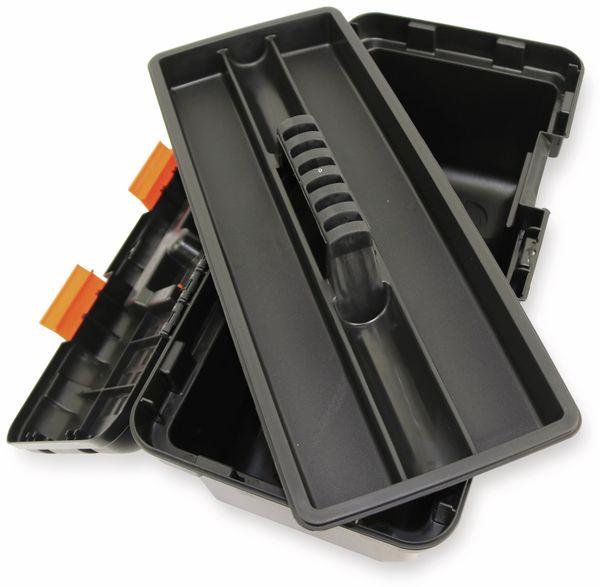 Werkzeugkiste Stratos, 50x25x23,5 cm, mit Einlagefach - Produktbild 3