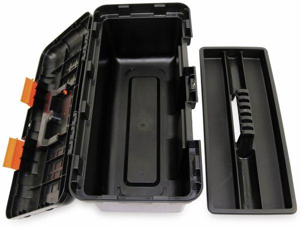 Werkzeugkiste Stratos, 50x25x23,5 cm, mit Einlagefach - Produktbild 4