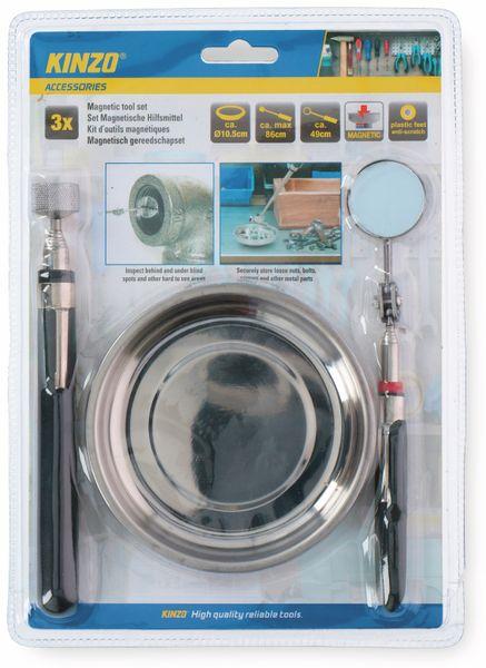 Magnetschale-Kombi-Set KINZO, 3-teilig - Produktbild 2