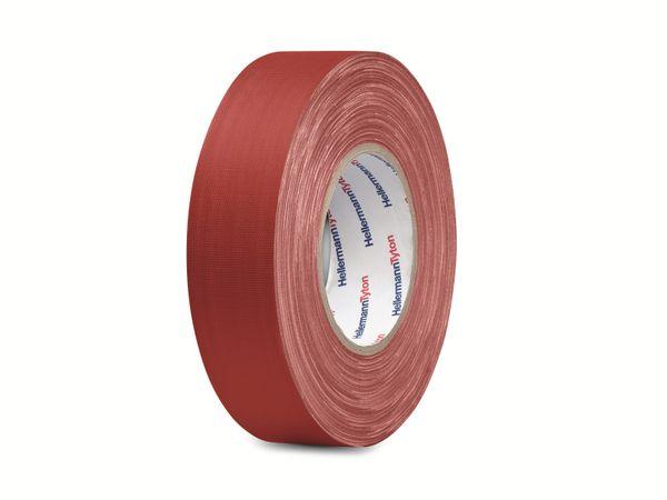 Isolierband, HellermannTyton, 712-00201, HelaTapeFlex15, rot, 19mmx10m