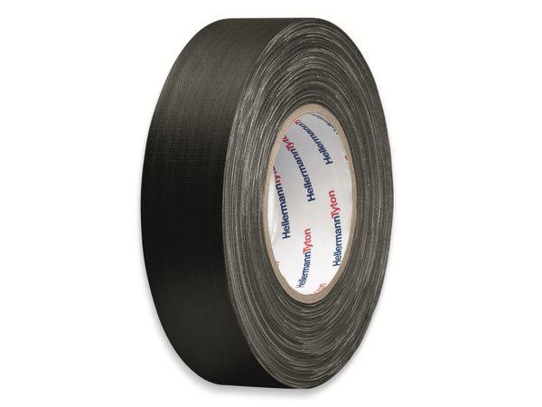 Isolierband, HellermannTyton, 712-00204, HelaTapeFlex15, schwarz, 19mmx10m