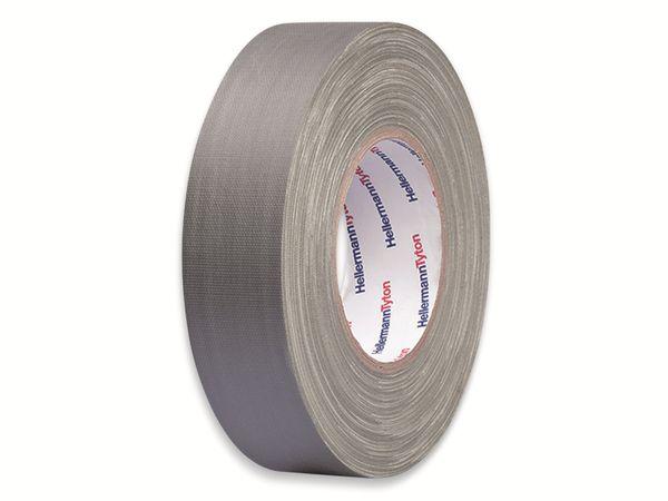 Isolierband, HellermannTyton, 712-00206, HelaTapeFlex15, grau, 19mmx10m
