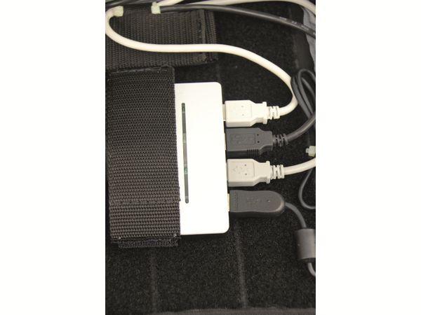 Tasche mit USB-Hub und optischer Maus, B-Ware - Produktbild 3