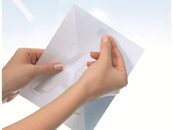 tesa Tack® Doppelseitige Klebepads XL, 36 Stück, 59404-00000-00 - Produktbild 2